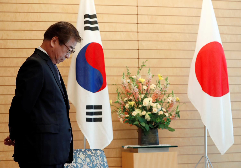 Interrotto il patto GSOMIA tra Corea del Sud e Giappone