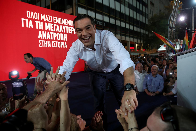 La Grecia dice addio a Tsipras (e Varoufakis)