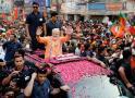 India, vittoria assoluta per Modi