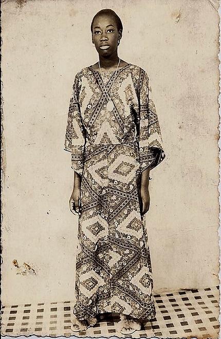 Foto di Julien Lopez, 1970 (dalla collezione di Ibrahima Thiam)