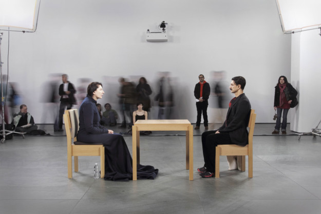photo credit: Marina Abramović, The Artist is Present, 2010 Performance 3 months. The Museum of Modern Art, New York, NY 2010 © Marina Abramović / Bildupphovsrätt 2016