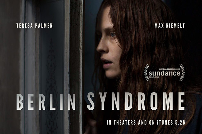 Locandina del film Berlin Syndrome