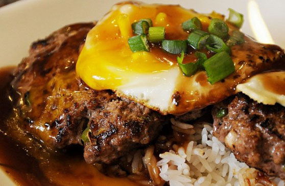 Loco moco and other Ha...