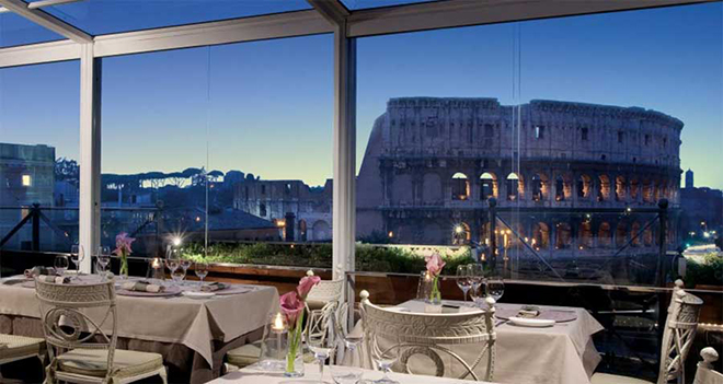 Most Romantic Restaurants Around The World Restaurant Ambrosia
