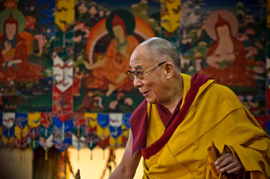 Risultati immagini per dalai lama immagine
