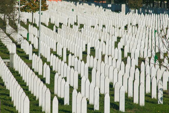 Srebrenica, memoriale di Potocari. Foto di Emanuele Confortin (3)