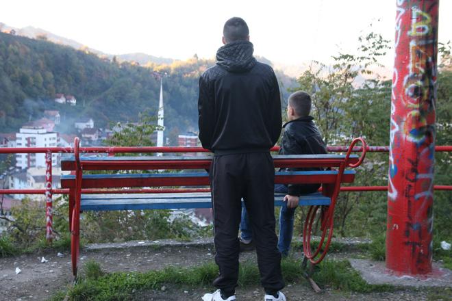Per le nuove generazioni di Srebrenica il futuro conta più del passato. Foto di Emanuele Confortin
