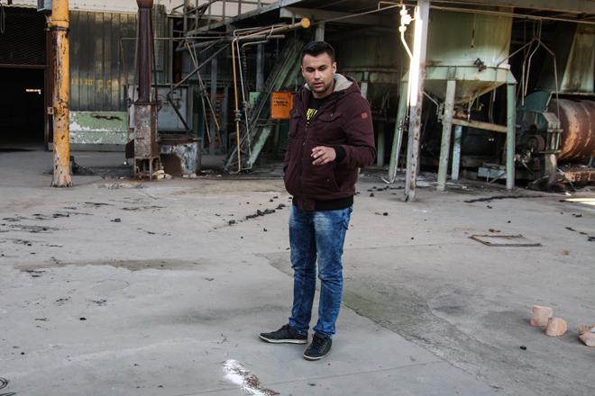 Bekir Halilovic. Foto di Emanuele Confortin