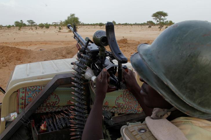 Missione italiana in Niger, generale Graziano: