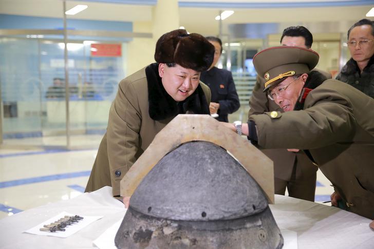 Kim Jong-un, un inizio 2018 'minaccioso'