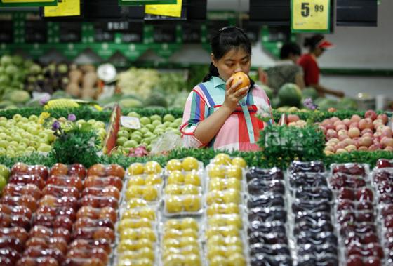 I problemi del cibo in cina for Cibo cinese menu