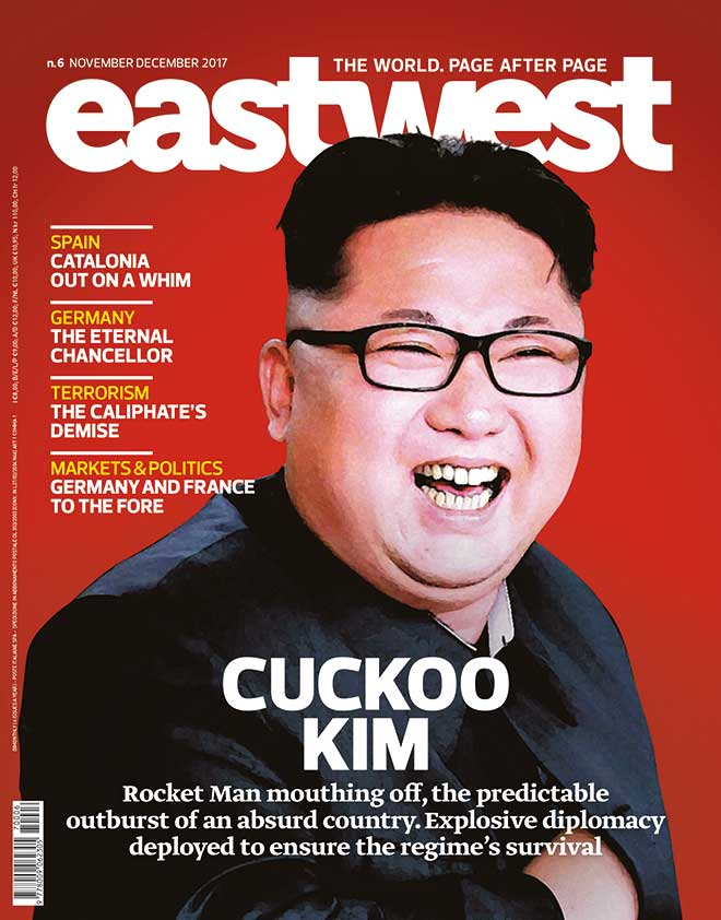 All the issues of Eastwest and East - eastonline