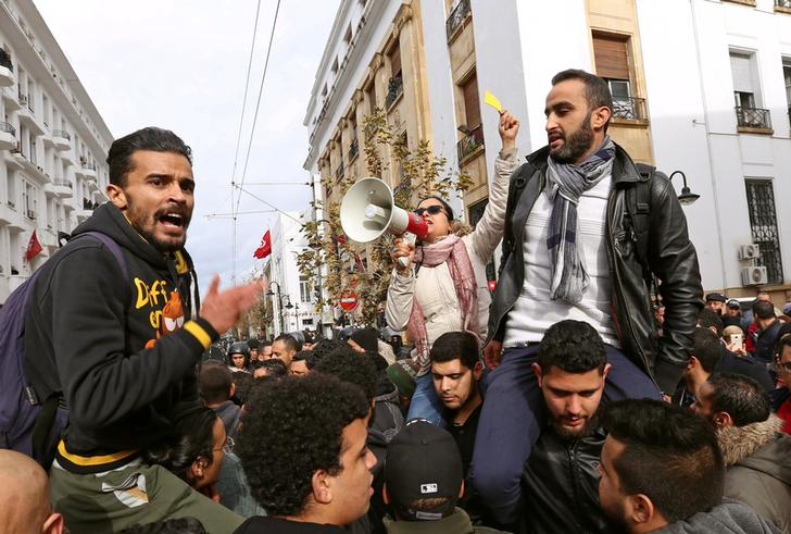 Tunisia and Iran are the hot spots and other world news for