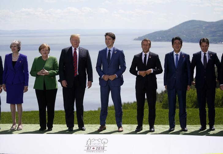 G7 in Canada, Conte: