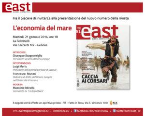 Presentazione a Genova – 21 gennaio 2014