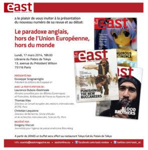 Presentazione a Parigi il 17 marzo