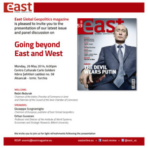 East 53 – Presentation 26 May 2014 in Izmir