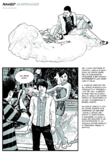 GRAPHIC JOURNALISM – Naked Marriages