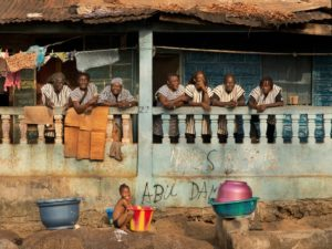 """""""Libation"""": la celebrazione dei dieci anni dei Sierra Leone's Refugee All Star"""