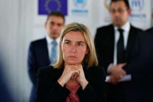 Towards a new European foreign policy