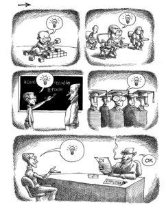 L'educazione del talento