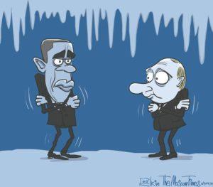 Guerra fredda – parte seconda: i 5 motivi per cui presto potrebbe avere senso parlarne