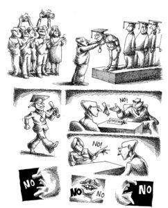 Delitto e castigo: mai così tante in galera