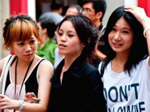 Cina: la festa dei single