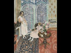 Intrecci d'Oriente. Henri Matisse alle Scuderie del Quirinale