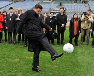 La rivoluzione del calcio di Xi Jinping