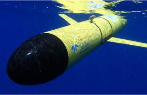 Droni marittimi e alianti subacquei