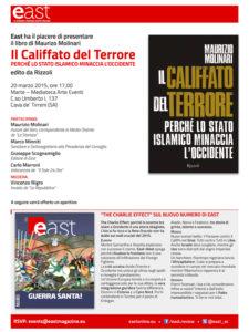 Presentazione del libro Il Califfato del Terrore