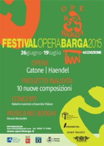 Festival Opera Barga 2015