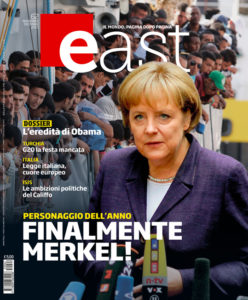Prima pagina – Finalmente Merkel!