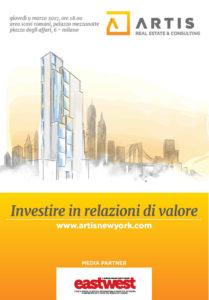L'evoluzione della consulenza immobiliare internazionale. Uno sguardo su New York