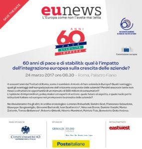 60 anni di pace e di stabilità: qual è l'impatto dell'integrazione europea sulla crescita delle aziende