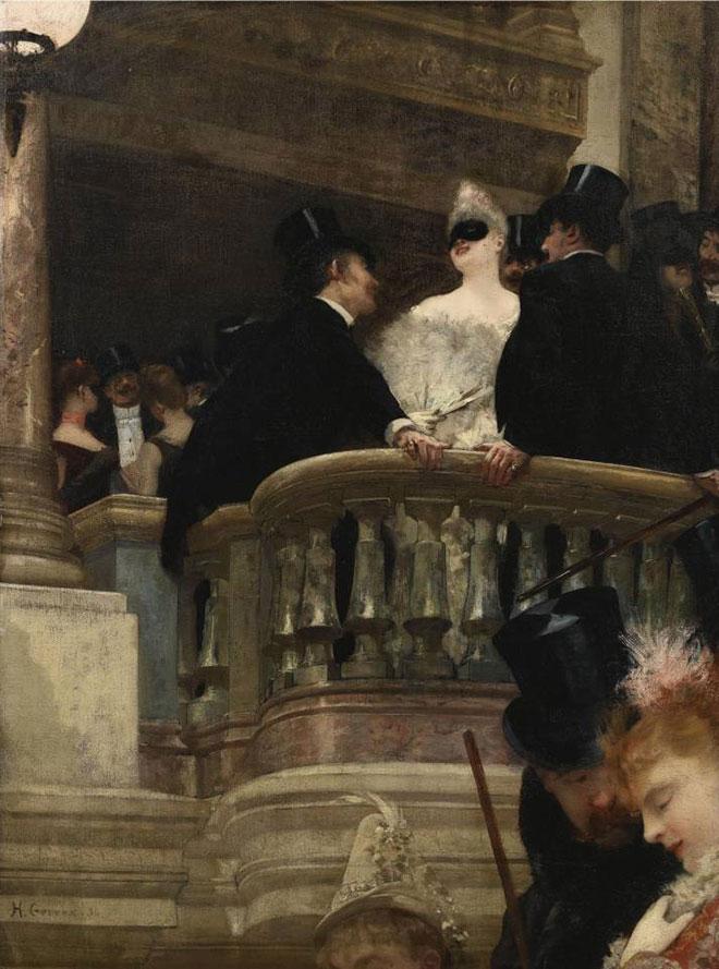 Il ballo dell'opera - Palazzo Reale