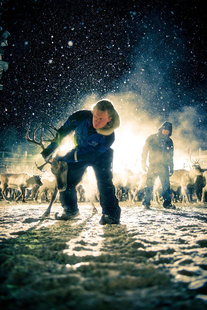 Sami Boypressefoto - Sami Boja. - Nordic Film Fest - Guido Gaito Usartecoop