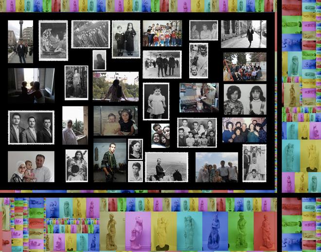 Lost Images series: Eternal Recurrence, Ammar al-Beik, 2013. Photo credits www.eyefilm.nl