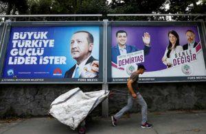 Turchia: dalle armi alla politica