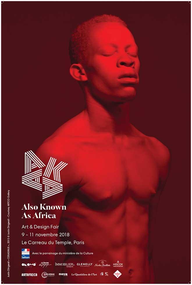 Affiche AKAA 2018