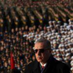 Il presidente turco Tayyip Erdogan. REUTERS/Umit Bektas