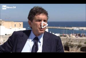 """""""Serve una leadership coraggiosa per restituirci il Mediterraneo"""""""