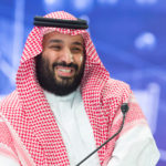 Saudi Crown Prince Mohammed bin Salman delivers a speech during the Future Investment Initiative Forum in Riyadh, Saudi Arabia October 24, 2018. Bandar Algaloud/Courtesy of Saudi Royal Court/Handout via REUTERS
