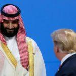 Donald Trump e Mohammed bin Salman durante il G20 a Buenos Aires, in Argentina, il 30 novembre 2018. REUTERS / Marcos Brindicci