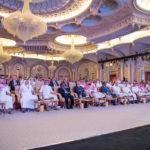 Il principe ereditario saudita Mohammed bin Salman e il re giordano Abdullah II ibn Al Hussein partecipano alla conferenza per gli investimenti a Riad, Arabia Saudita, 23 ottobre 2018. Bandar Algaloud/Cortesia della corte reale saudita/dispensa tramite REUTERS