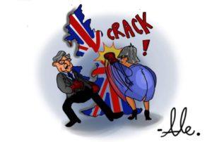 May contro Juncker: colpo schivato!