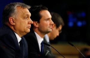 Terremoto in casa Ppe: Orbán sospeso