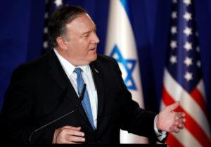 Trump, strappo sul Golan