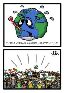 Terra chiama mondo